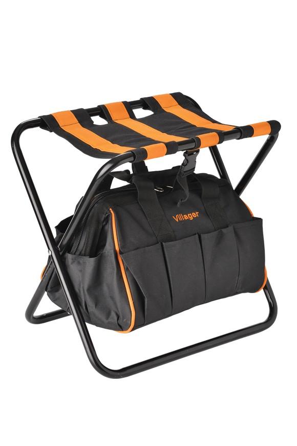 VILLAGER torba za alat sa stolicom  011663