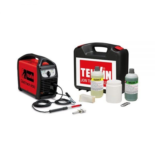 TELWIN čistač TIG/MIG zavara CLEANTECH 200 850020