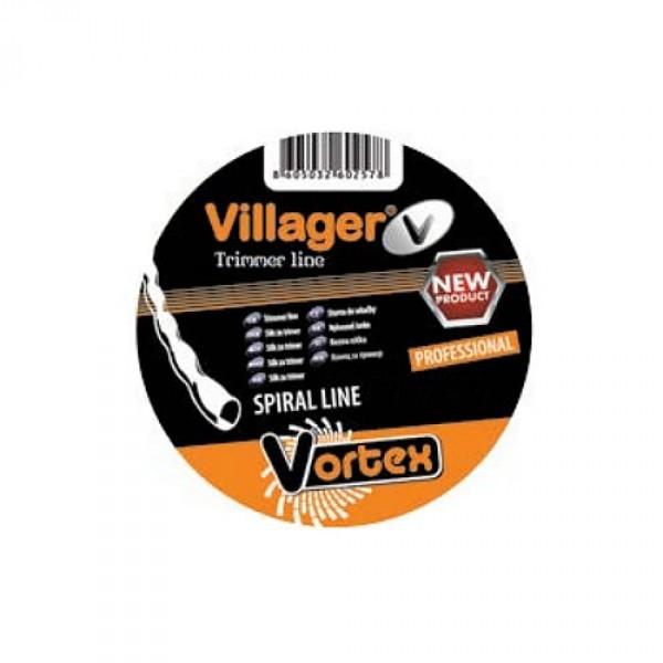 VILLAGER najlonska nit / flaks 2.4mm x 15m - VORTEX   038182