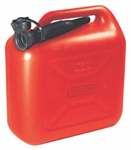 OREGON posuda za gorivo 10-L crvena 042-973
