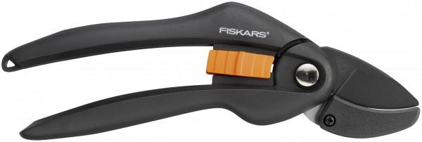 FISKARS škare vrtne nakovanjske 198mm SingleStep P25  1000564