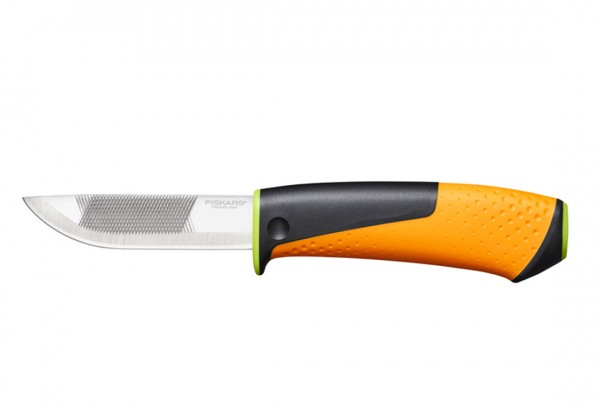 FISKARS nož stolarski s oštrilicom  1023621