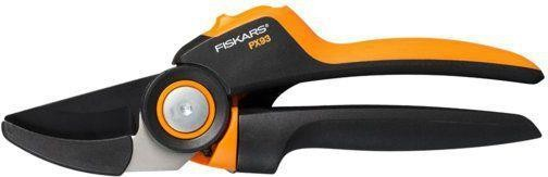 FISKARS škare vrtne nakovanjske 215mm PowerGear PX93  1023629