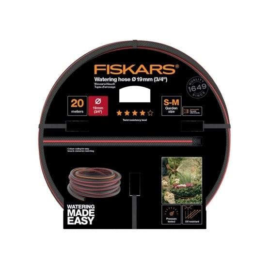 """FISKARS Crijevo za vodu 19 mm (3/4""""), 20m 1027110"""