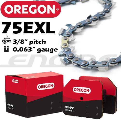 OREGON lanac u roli 3/8 1,6 75EXL100R POWERCUT  75EXL100R