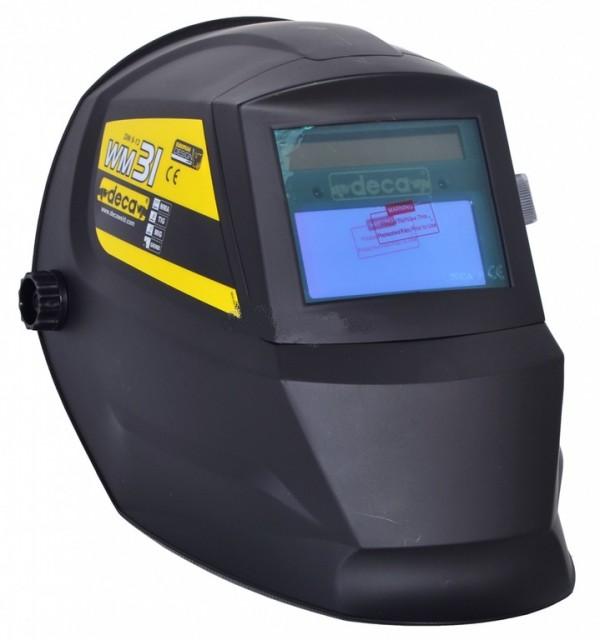 DECA automatska fotoosjetljiva maska za zavarivanje WM31 LCD DIN4/DIN9-13 010364