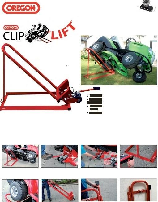 OREGON dizalica traktorskih kosilica CLIPLIFT  42-086