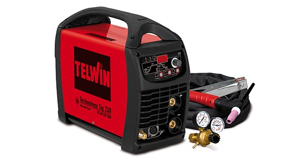 TELWIN  Tig inverter Technology  230 DC 852055