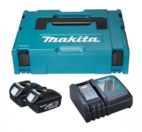 MAKITA akumulatorski LXT power set    197952-5 Z1 21