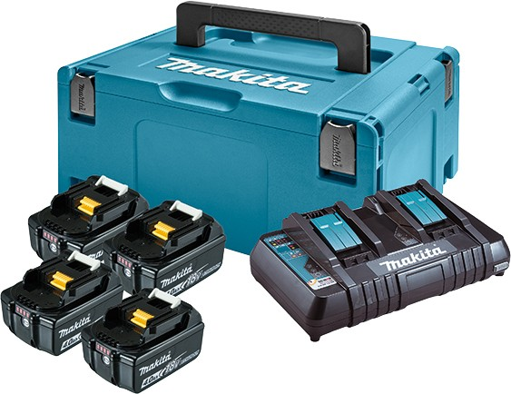 MAKITA akumulatorski POWER SET 197503-4  Z1 21