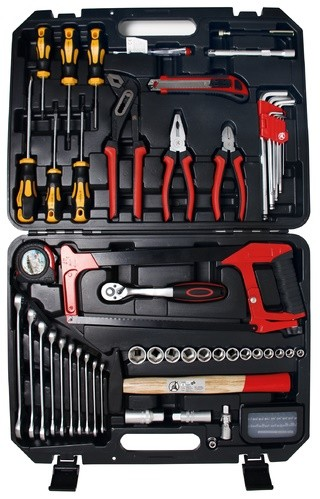 BGS set alata u koferu 84-dijelni Kraftmann   2039 promo