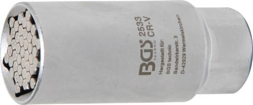 BGS višenamjenski ključ 3/8 8-21mm  2533
