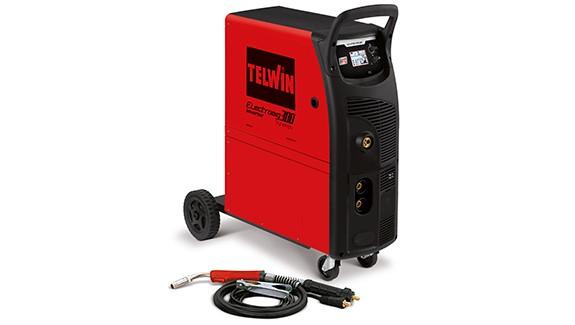 TELWIN Electromig 300 Synergic 400V  816065