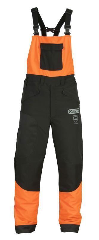 OREGON zaštitne hlače Waipoua s naramenicama (klasa 20m/s) 295464/XL
