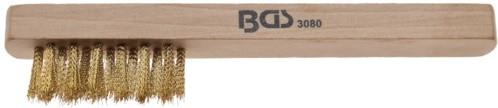 BGS četka ručna žičana mesing 140mm  3080