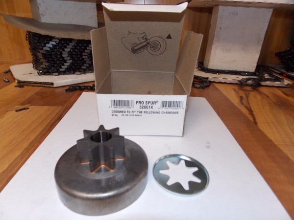 OREGON pogonski lančanik pro 3/8-7  32061X