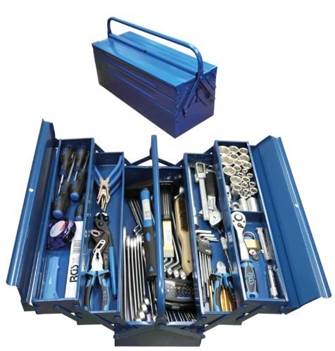BGS set alata 137-dijelni u metalnoj kutiji pro+   3306 promo