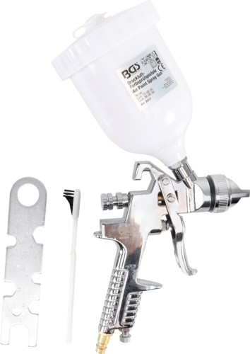 BGS zračna šprica za boju 1,4mm boca PVC 0,5l pro+  3317