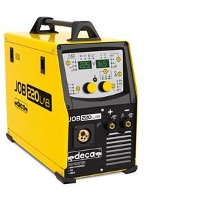 DECA inverter mig  Synergic(230V,200A,euro) JOB 220 LAB