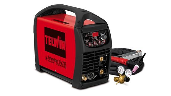 TELWIN aparat za zavarivanje tig inverter   TECHNOLOGY 222AC/DC 852054  promo!