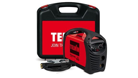 TELWIN aparat za zavarivanje rel inverter FORCE 165  815857 promo!
