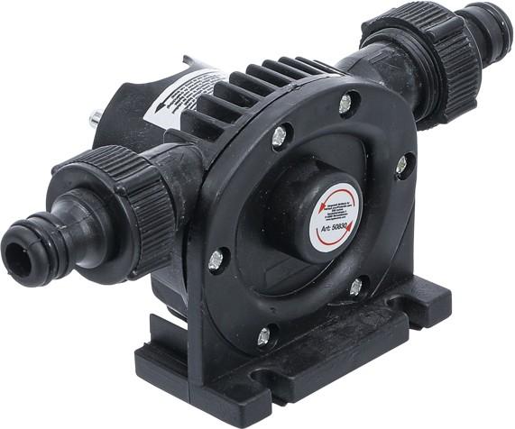 BGS  pumpa za pretakanje za bušil. 1000l/h 1/2 Kraf. 50830