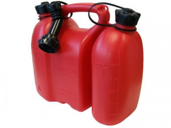 OREGON posuda za gorivo/ulje 3+1,5L 562410