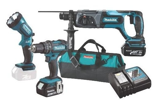 MAKITA akumulatorski set DLX3043