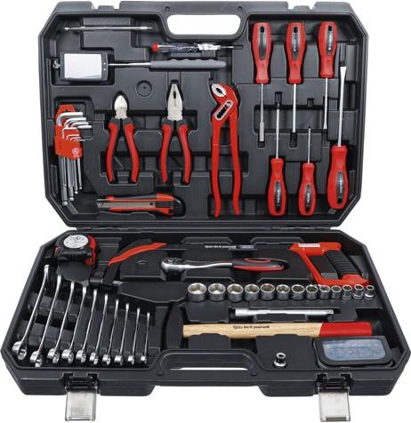BGS set alata u kovčegu, 82-dijel  7005