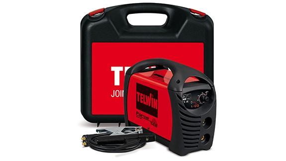 TELWIN aparat za zavarivanje rel inverter FORCE145  815856 promo!