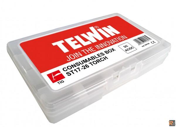 TELWIN  set pribora za TIG za ST17-26 promo 804138
