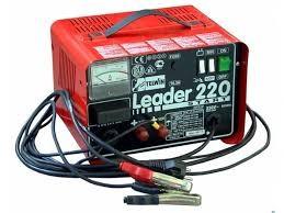 TELWIN punjač/starter leader 220 807539