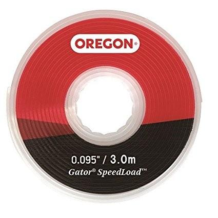 OREGON najlonska nit / flaks GatorSL 3,0mm 3xLG dics  24-518-03