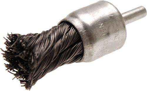 BGS četka žičana za bušilicu čelična 25mm  8363