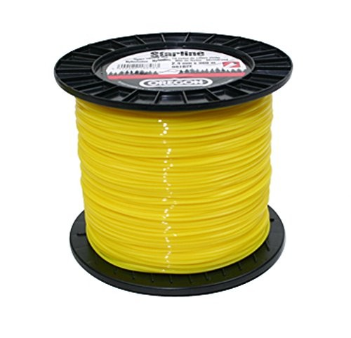 OREGON najlonska nit / flaks YELLOW ROUNDLINE 2,4mm 360m  90162E