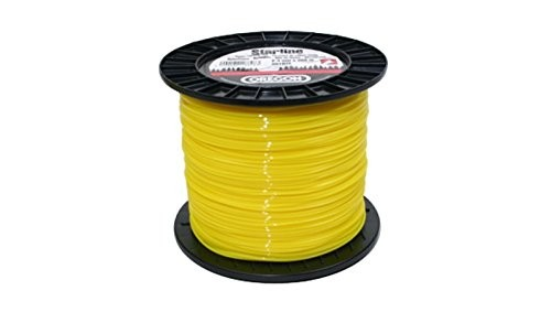 OREGON najlonska nit / flaks YELLOW ROUNDLINE 3,0mm 240m 90227E