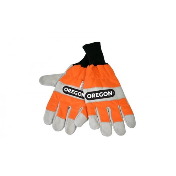 OREGON zaštitne kožne rukavice (class 16m/s)  91305L
