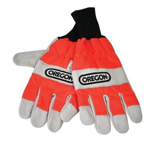 OREGON zaštitne kožne rukavice (class 16m/s) 91305M