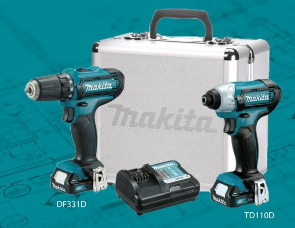 MAKITA set alata CLX201X