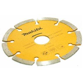 MAKITA dijamantna ploča 125x22,23/20x2,0 segmentirana(beton,mramor) A-84115