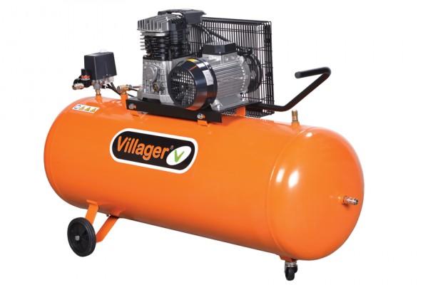 VILLAGER kompresor AB 300/5.5 (300l,10bar,4.1kW) 023575