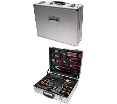 BGS set alata u aluminijskom koferu 129-dijelni Kraftmann 2204 promo