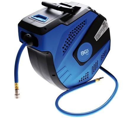 BGS crijevo za zrak na kolutu 15m sa br.sp.18/12mm pro+ 3253 promo