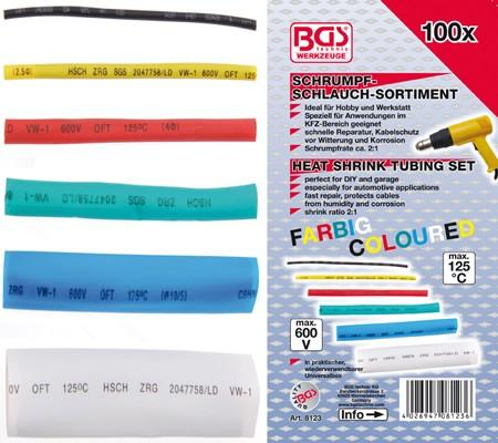 BGS Bužir u boji 100dij. pro+   8123