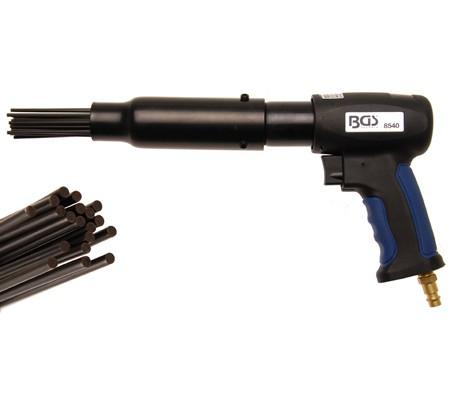 BGS Zračni skidač korozije igličasti 198l/min pro+ 8540
