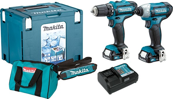 MAKITA set alata CLX201AX6