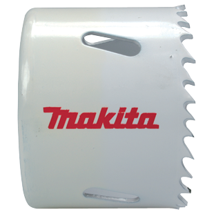 MAKITA  kruna bimetal 80mm d-33869