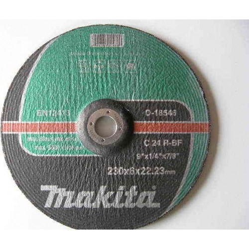 MAKITA brusna ploča 230x6x22 -C D-18546