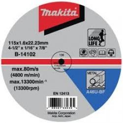 MAKITA  rezna ploča 230x2,5x22  D-18699