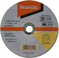 MAKITA rezna ploča 178x2x22  -inox   D-18786
